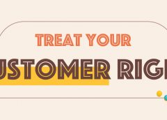 YOU MUST TREAT CUSTOMERS-RIGHT EVEN THOUGH THEY ARE WRONG