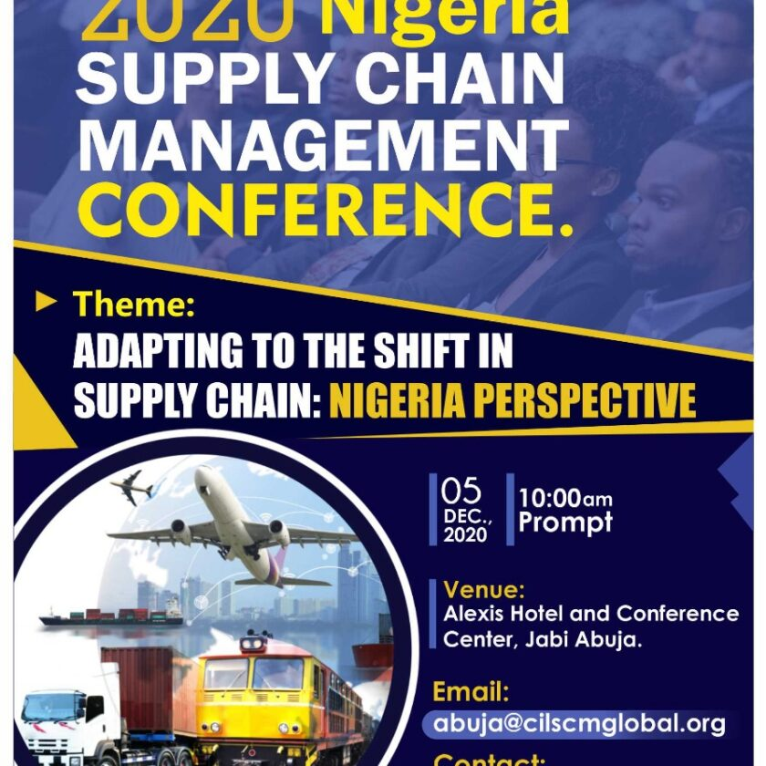 supply chain management training abuja